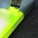 Peinture fluorescente de Marquage