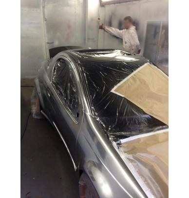 kit de peinture chrome complet pour automobile kits peinture voiture