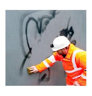 Peinture ou vernis anti-graffiti  Peinture industrie
