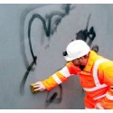 Peinture ou vernis anti-graffiti