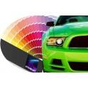 Peinture voiture bi-couche solvantée à vernir - teinte constructeur