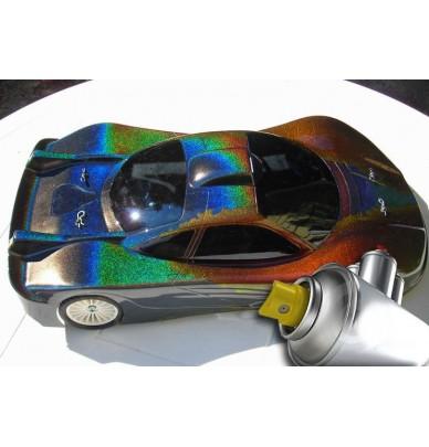 bombe peinture effet 3d hologram 400ml peinture scooter. Black Bedroom Furniture Sets. Home Design Ideas