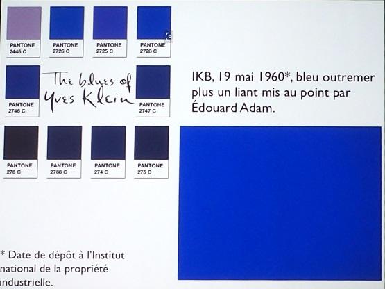 peinture bleu outremer bleu klein peintures et vernis mat. Black Bedroom Furniture Sets. Home Design Ideas