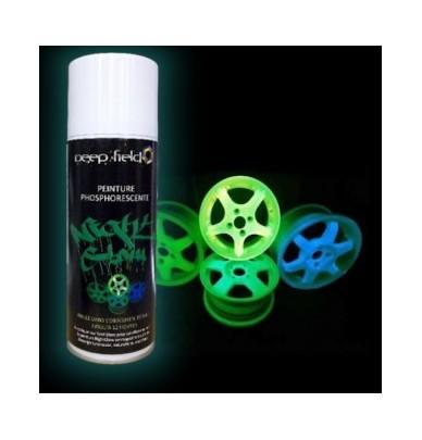 Peinture phosphorescente Turquoise en Aerosol 280ml