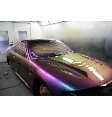kit de peinture compl te pour voiture effet cam l on kits peinture voiture. Black Bedroom Furniture Sets. Home Design Ideas