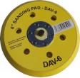 Support 6 trous pour disque 150mm