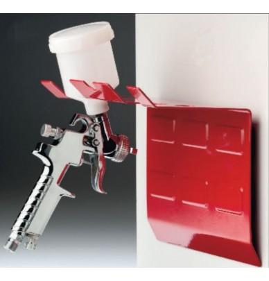 Support métallique magnétique pour pistolet de carrosserie