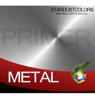 Primaire adhesion pour métaux