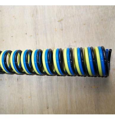 Tuyaux spiralés simple double et triple