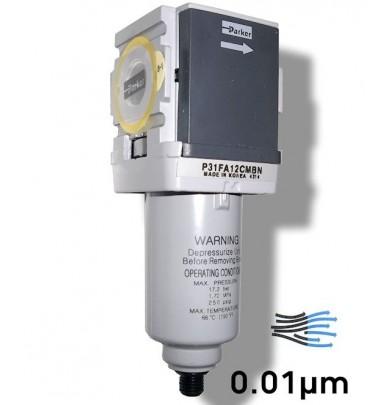 Filtre coalescent 0.01 micron