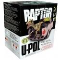 Kit RAPTOR 4 Litres - Revêtement polyuréthane haute résistance pour benne