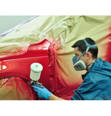 Peinture de carrosserie industrielle 1C - tous codes couleurs