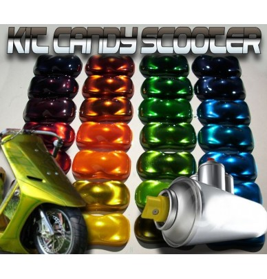 Kit Scooter Candy
