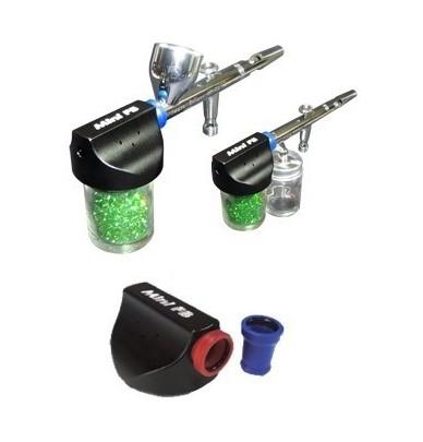 Mini Flakebuster pour aérographe