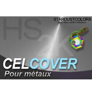 CELCOVER - Vernis Polyuréthane 2K pour accroche directe sur métaux.