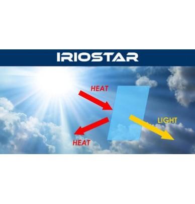 Vernis anti chaleur solaire - Iriostar