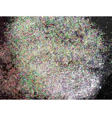 Paillettes Iridescentes Stardust - Série C