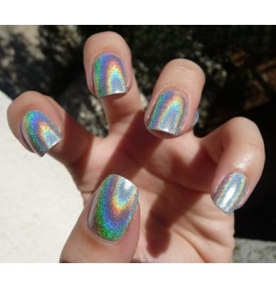 Micro nacres holographiques Nail Art – Série H