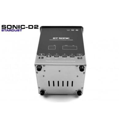 Nettoyeur ultra son pour aérographe modèle domestique 0.6L GT-F1 et modèle Pro 2L GT-SONIC-D2