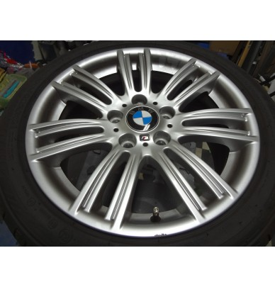 Peinture pour Jantes BMW - FELGEN SILBER