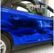 Covering Bleu Chrome qualité premium OEM automobile- rouleau 1.52m x 18m