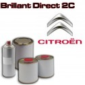Peinture Citroën brillant direct Carrosserie - Tous codes couleurs Citroën