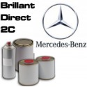 Peinture Mercedes Brillant direct en pot ou aérosol