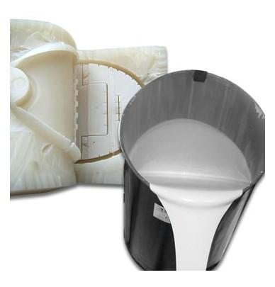 Silicone de moulage liquide blanc - Silistar