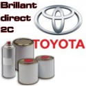Peinture TOYOTA Brillant Direct