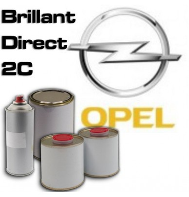 Peinture Opel version laque Brillant Direct