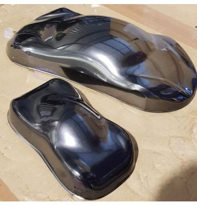 Black Chrome - peinture à effet métallisé spécial