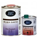 More about 1L vernis HS 810 + 0.5L durcisseur 412 + 150 ml diluant 710