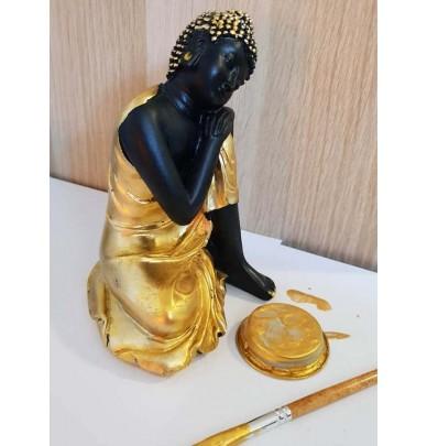 Dorure liquide - Peinture dorée Or Riche