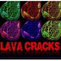Peinture à effet craquelé LAVA CRACKS