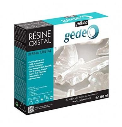 Résine Cristal Gédéo - 150ml
