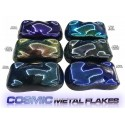 More about Paillettes Cosmic transparentes – 5 couleurs