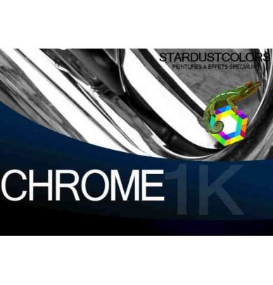 Vernis d'accroche pour chrome et métaux difficiles