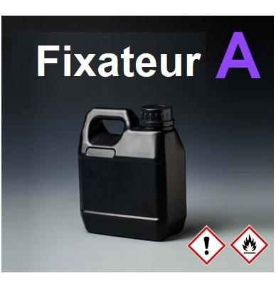 Fixateur A pour films hydrographiques vierges