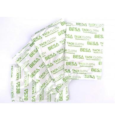 Lingettes anti-poussières TackCloth BESA – Lot de 10