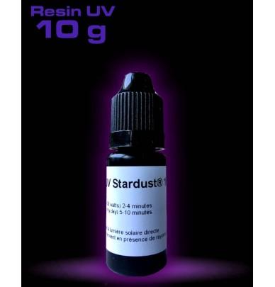 Résine UV STARDUST – séchage Led 30 secondes