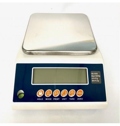 Balance professionnelle haute precision digitale 0.01g - 3 kg