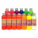Peintures fluorescentes Automobile 125ml - base mate solvantée