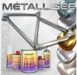 Kit peinture métallisée pour vélo