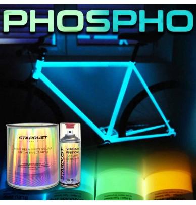 Kit complet de peinture phosphorescente pour vélo
