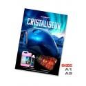 Poster peinture Cristaliseur