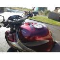 kit de peinture marbrée nacrée pour moto