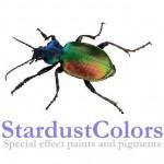 reproduire les couleurs magiques des insectes