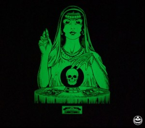 t shirt phosphorescent