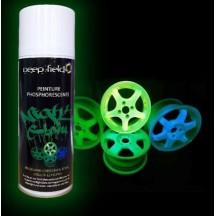 Spray phosphorescent
