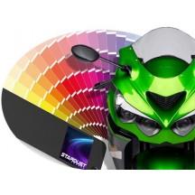 Code couleur moto